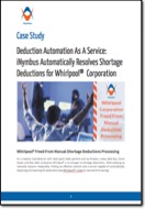 Whirlpool Deduction Case Study