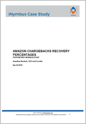 amazon deduction recovery percentages study apr 2018